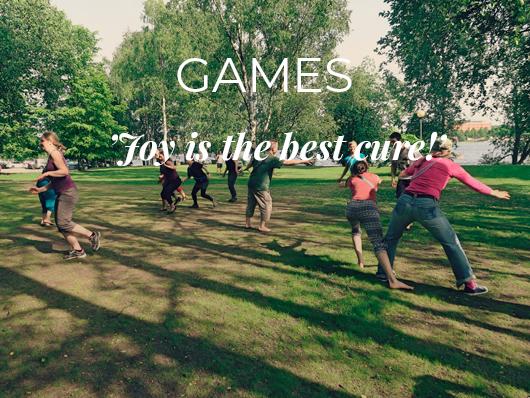 Workshop of games